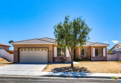 Desert Hot Springs Single Family Home For Sale: 68699 Panorama Drive