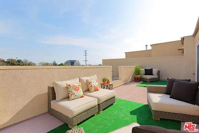 Los Angeles County Condo/Townhouse For Sale: 1740 South Westgate Avenue #G