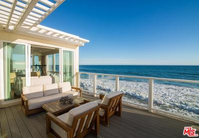 Single Family Home For Sale: 25152 Malibu Road