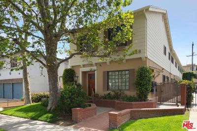 Santa Monica Condo/Townhouse For Sale: 928 11th Street #2