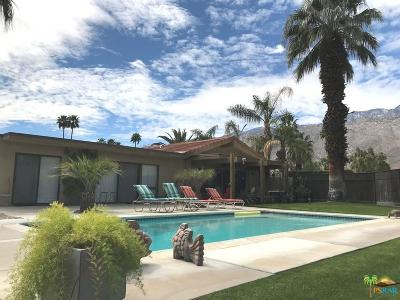 Palm Springs Single Family Home For Sale: 586 North Saturmino Drive