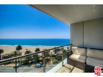 Santa Monica Condo/Townhouse For Sale: 201 Ocean Avenue #1206B