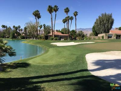 Rancho Mirage Single Family Home For Sale: 540 Desert West Drive