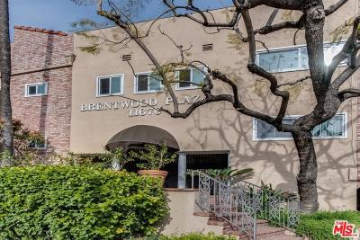 Los Angeles Condo/Townhouse For Sale: 11670 West Sunset #310