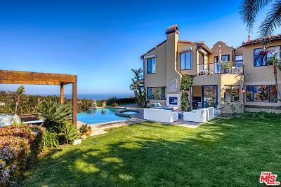 Single Family Home For Sale: 6202 Ramirez Mesa Drive