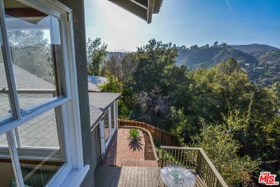 Topanga Single Family Home For Sale: 1150 Canyon Trails
