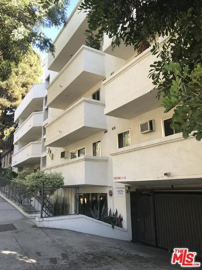 West Hollywood Condo/Townhouse For Sale: 960 Larrabee Street #117