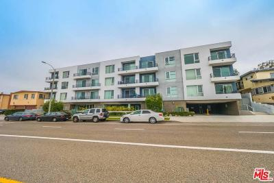 Playa Del Rey Condo/Townhouse Pending: 7857 West Manchester Avenue #PH3