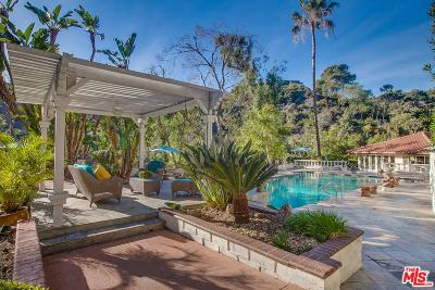 Sunset Strip - Hollywood Hills West (C03) Single Family Home For Sale: 2340 Outpost Drive