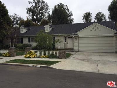 Los Angeles Single Family Home For Sale: 13108 Nimrod Place
