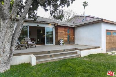 Venice Single Family Home For Sale: 1630 Penmar Avenue