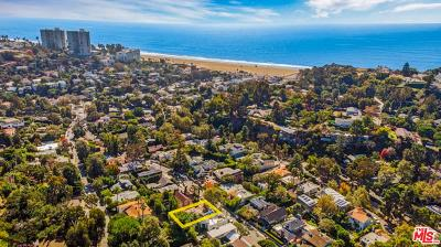 Santa Monica Single Family Home For Sale: 408 Sycamore Road