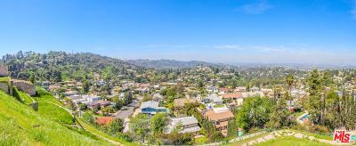 Single Family Home For Sale: 8017 Mulholland Drive