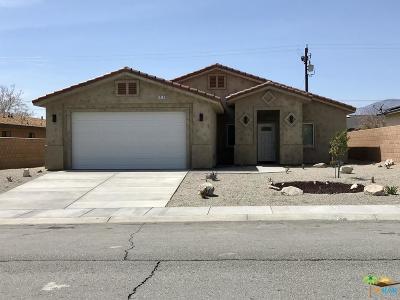 Desert Hot Springs Single Family Home For Sale: 13191 Del Ray Ln