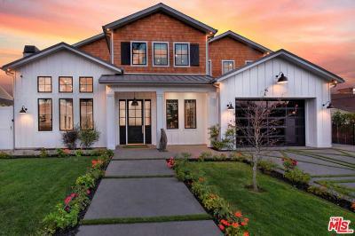Encino Single Family Home For Sale: 5155 Valjean Avenue