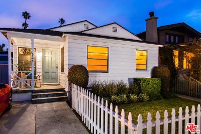 Venice Single Family Home For Sale: 924 Venezia Avenue