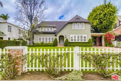 Los Angeles Single Family Home For Sale: 319 South McCadden Place