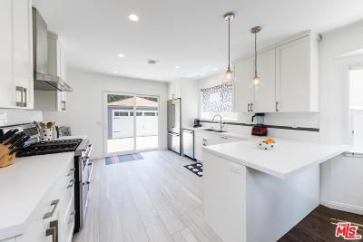 Santa Monica Single Family Home For Sale: 2609 33rd Street