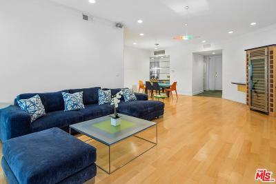 Los Angeles Condo/Townhouse For Sale: 11628 Montana Avenue #106
