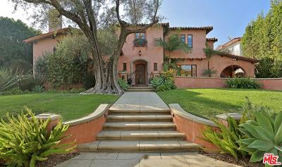 Beverly Hills Single Family Home For Sale: 519 North Alta Drive