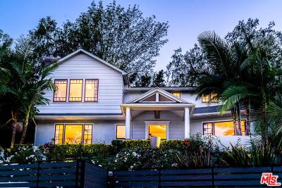 Sunset Strip - Hollywood Hills West (C03) Single Family Home For Sale: 1930 North Sycamore Avenue