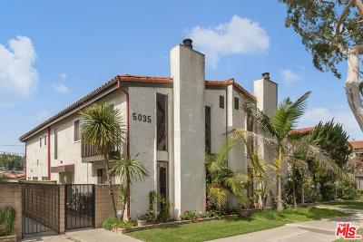 Culver City Single Family Home For Sale: 5035 Overland Avenue