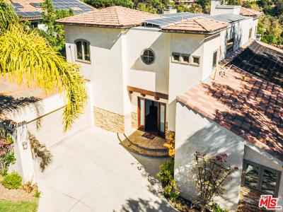 Hollywood Single Family Home Sold: 2636 Larmar Road