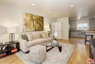 Santa Monica Condo/Townhouse For Sale: 1541 Princeton Street #2