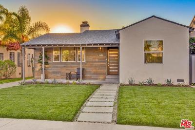 Single Family Home For Sale: 1435 South Burnside Avenue