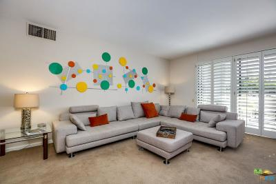 Palm Springs Condo/Townhouse For Sale: 2696 South Sierra Madre #A3