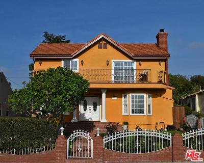 Single Family Home For Sale: 7867 Yorktown Avenue