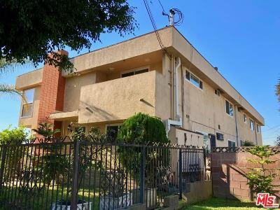 Inglewood Residential Income Pending: 823 South Grevillea Avenue