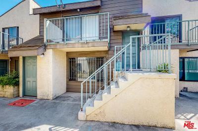 Inglewood Condo/Townhouse Sold: 746 North Eucalyptus Avenue #7