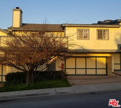 Redondo Beach Condo/Townhouse For Sale: 2108 Perkins Lane