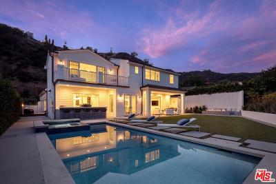 Beverly Hills Single Family Home For Sale: 1608 San Ysidro Drive