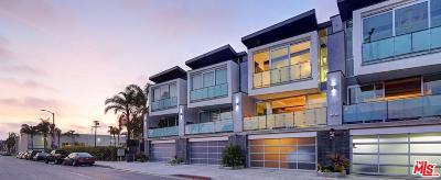 Venice Condo/Townhouse For Sale: 351 Sunset Avenue #4