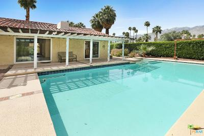 Palm Springs Single Family Home For Sale: 3308 East Loma Vista Circle
