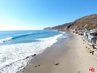 Malibu Single Family Home For Sale: 42540 Pacific Coast Highway