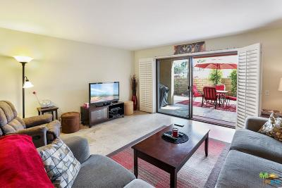 Palm Springs Condo/Townhouse For Sale: 1415 North Sunrise Way #45