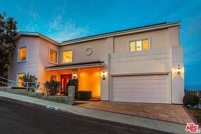 Single Family Home Sold: 5233 El Mirador Drive