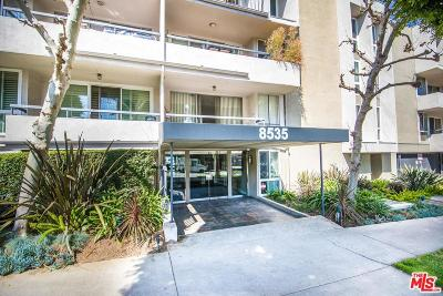 West Hollywood CA Condo/Townhouse For Sale: $595,000