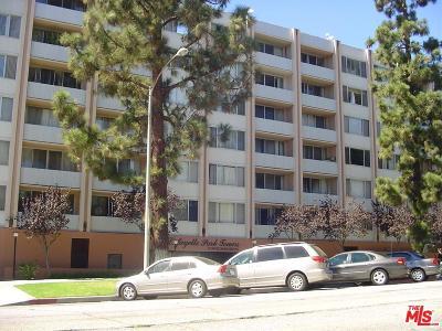 Los Angeles Condo/Townhouse For Sale: 421 South La Fayette Park Place #629