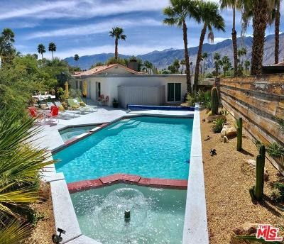Palm Springs Single Family Home For Sale: 570 North Burton Way