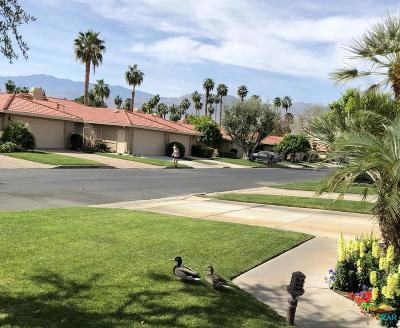 Palm Desert Condo/Townhouse For Sale: 24 Camisa Lane