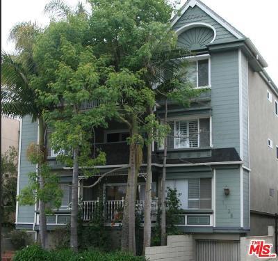 Santa Monica Condo/Townhouse For Sale: 1138 12th Street #1