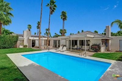 Palm Springs Single Family Home For Sale: 503 North Lujo Circle