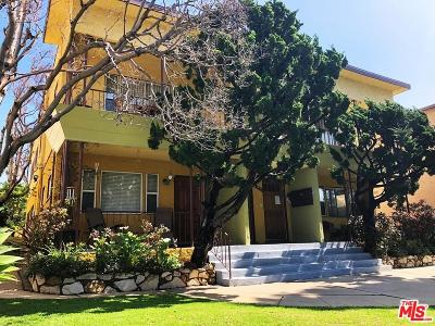 Santa Monica Residential Income For Sale: 847 Lincoln