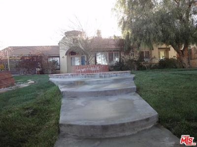 Los Angeles County Single Family Home For Sale: 35932 52nd Street