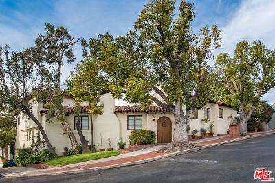 Single Family Home For Sale: 3096 Lake Hollywood Drive