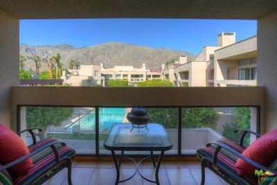 Palm Springs Condo/Townhouse For Sale: 441 East Village Square